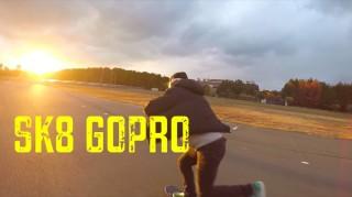 GoPro3台で撮影したスケボームービーと使えるアクセサリー