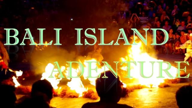 バリ島旅行を2分40秒の動画にしました【GoPro】