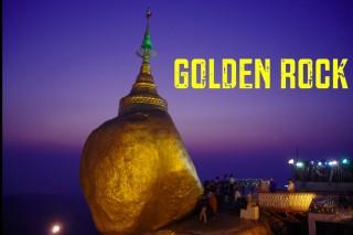 ミャンマーの奇跡岩!ゴールデンロックを見に行こう【動画あり】